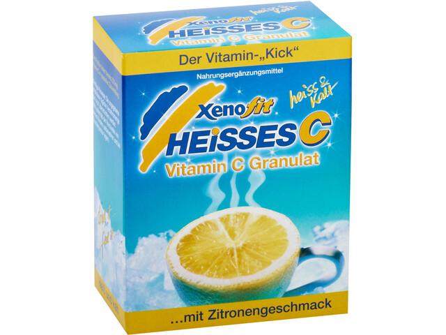 Xenofit Heißes C Voedingssupplementen Portie Zakjes 90g, Lemon
